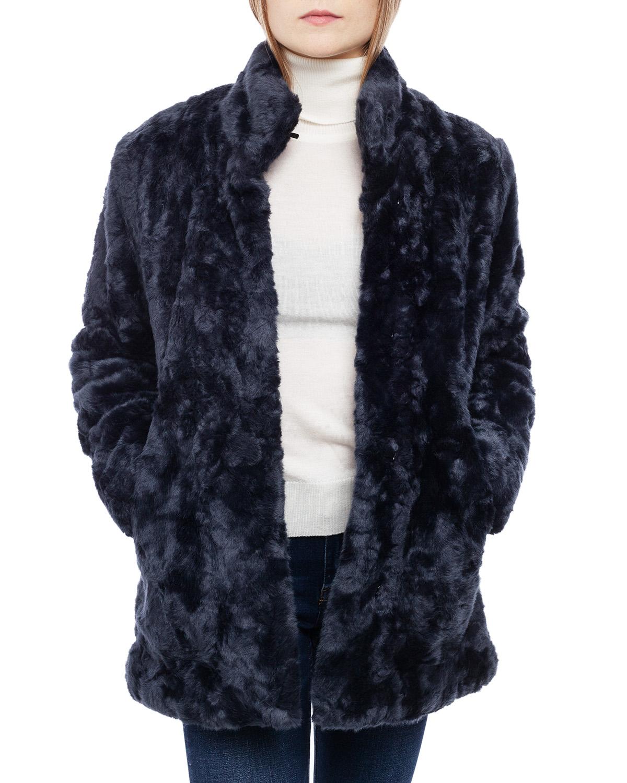 Tiger of Sweden Jeans Minimal Worker Blue Pelsjakker På